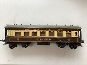 Hornby O Gauge No.2 Special Pullman Parlour Car Loraine