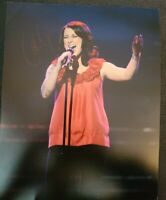 CARLY SMITHSON SIGNED 8X10 PHOTO AMERICAN IDOL K W/COA+PROOF RARE WOW