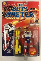 Toy Biz Bots Master Twig Vintage 1994 Action Figure NEW DIC Animated Series MOSC