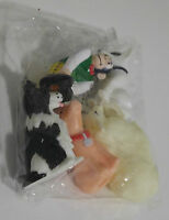 BABE PIG IN THE CITY CEREAL TOYS FULL SET OF 5 FROM KELLOGGS CEREAL IN PLASTIC!