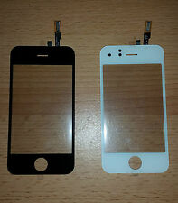 iPhone 3GS outer glass digitizer screen LCD touchscreen lens touch screen NEW