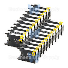 20 BLACK LC71 LC75 Compatible Ink Cartirdge for BROTHER Printer MFC-J435W LC75BK