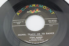 Edye Gorme: Mama, Teach Me to Dance / You Bring OUt the Lover in Me  [VG Copy]