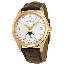 Jaeger LeCoultre Master Calendar Automatic Rose Gold Mens Watch Q1552520