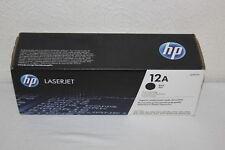Toner ORIGINAL HP HEWLETT PACKARD 12A Black Q2612A pr Laserjet 1010 - 3020