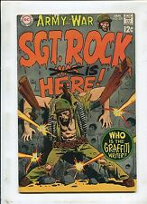Our Army At War #201 ~ Sgt Rock Is Here ~ (Grade 5.0)WH
