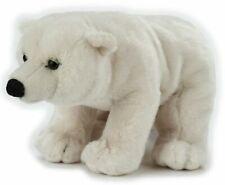 National Geographic Polar Bear Plush Soft Toy 25cm Stuffed Animal -