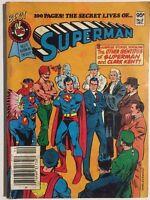 BEST OF DC SPECIAL BLUE RIBBON COMICS DIGEST #8 (1980) Superman VG/VG+