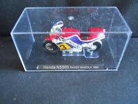 Die Cast Model Moto 1:24 HONDA NS 500 Randy Mamola 1984 [N3-83 ]