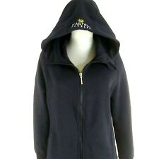 Kastel Denmark Navy Blue Full Zip Sweatshirt Hoodie Size Medium M