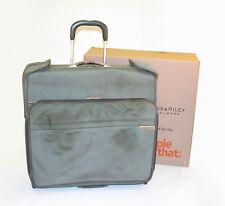 Briggs & Riley Baseline Wheeled Wardrobe / Delux Garment Bag ~ U378 * Ret. $599