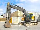 2017 Volvo ECR235EL Hydraulic Excavator A/C Cab Hydraulic Thumb Aux Hyd bidadoo