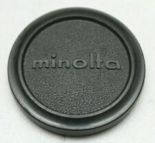 ORIGINAL MINOLTA 55MM LENS CAP 1970s