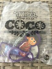 Disney Pixar Coco Rare Subway Promo Toy Clip (New)