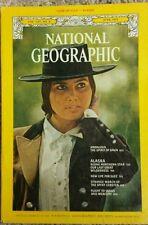 National Geographic magazine June 1975 No Map, Alaskan Wilderness, Venus Mercury