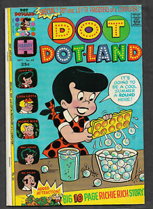 Little Dot #158 VG//FN 5.0 1975 Stock Image Low Grade