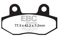 FIT HYOSUNG GPS 125 Grand Prix Plus Re 00>04 EBC Sintered Pad Set Rear