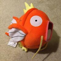 "Pokemon Magikarp Orange Fish Plush Stuffed Soft Toy Large 12"" Sun & Moon Anime"