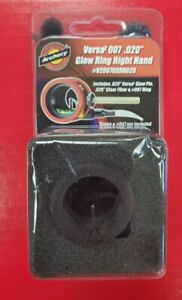 Specialty Archery Versa2 Rheostat Fiber Ring with .020 Pin & Glow Ring