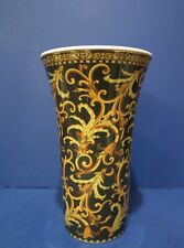 """Rosenthal Versace Barocco Vase 10"""" Discontinued"""