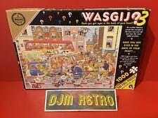 1000 Piece Jigsaw Puzzle WASGIJ 13857 ORIGINAL(3)...FULL MONTY FEVER (1998) USED