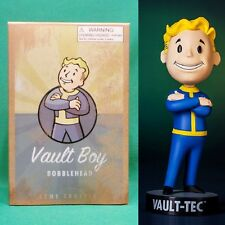 "Fallout 3 Vault Boy 5"" Arms Crossed 101 Bobblehead (Series #3) Vault-Tec Pip Boy"