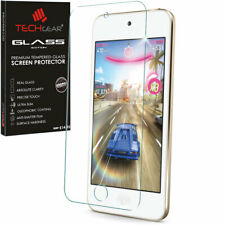 TECHGEAR TEMPERED GLASS Screen Protector for Apple iPod Touch 7, 7th Generation