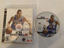 New listing NCAA Basketball 09 PS3