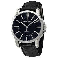 Maurice Lacroix Pontos Date Black Dial Automatic Mens Watch PT6148-SS001-330