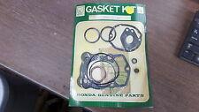 NOS Honda Gasket Kit A 1973 1974 1975 CB125S CB125S1 CB125S2 06110-324-030