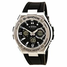 Casio GSTS110-1A Gent's G-Shock Ana-Digi Black Dial Dive Watch