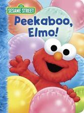 Peekaboo, Elmo! (sesame Street) (big Bird's Favorites Board Books): By Consta...