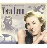 """Vera Lynn """"White Cliffs Of Dover Ultimate Collection"""" 3CD Set NEW/SEALED Best Of"""