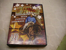 Clinton Anderson ADVANCED Riding with confidence 4 DVD