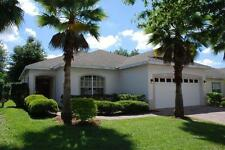 Florida Holiday Villa, 4 Bedrooms/sleeps 8, Own Pool/nr Disney/golf OCT 2017