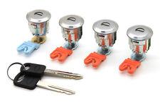 NEW LockCraft 4-Piece Door Lock Cylinder Set w/Keys / FOR FORD ECONOLINE VAN