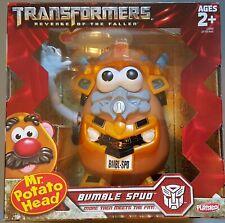 Transformers Revenge of The Fallen, ROTF Bumble Spud, Mr. Potato Head, NEW!