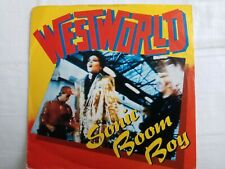 "Westworld - Sonic Boom Boy 7"" Vinyl Single"