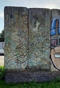 Berliner Mauer - Echtes Mauerelement -segment inkl. Anlieferung