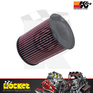 K&N Round Air Filter Fits Ford Focus Fits Volvo C30/S40/V50/V70 - KNE-2993