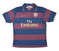 Arsenal 2007-08 Authentic Third Shirt (Excellent) XL Soccer Jersey