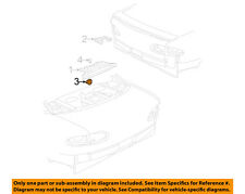 GM OEM High Mounted Stop Lamp-Rear Lamps-Socket 5972532