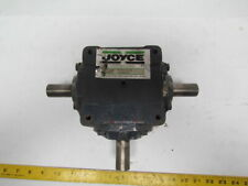 Joyce/Dayton WJ992275-00 08790237 Miter Gear Box 1:1 Ratio