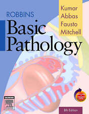 Robbins Basic Pathology: With STUDENT CONSULT Online Access (Basic-ExLibrary
