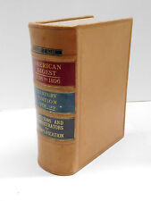American Law Digest 1658 to 1896 Century Edition Vol. 22 Decorative Leather