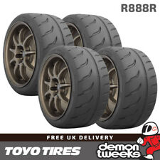 4 x 235/40/17 90W Toyo R888R Road Legal Race|Racing|Track Day Tyres - 2354017