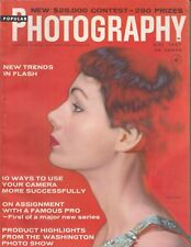 Popular Photography Magazine May 1957 - New Trends in Flash,  Use Your Camera