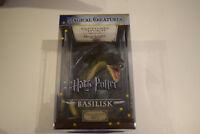 statue figurine harry potter magical creatures basilisk noble collection neuf