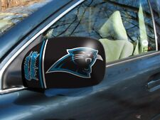 Licensed Nfl Carolina Panthers Car Mirror Covers (2-Pack) - Trucks/Large Suv's