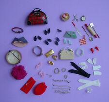 New ListingVintage Lot of Barbie Accessories 1960's